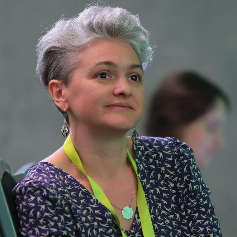 Iryna Solovei